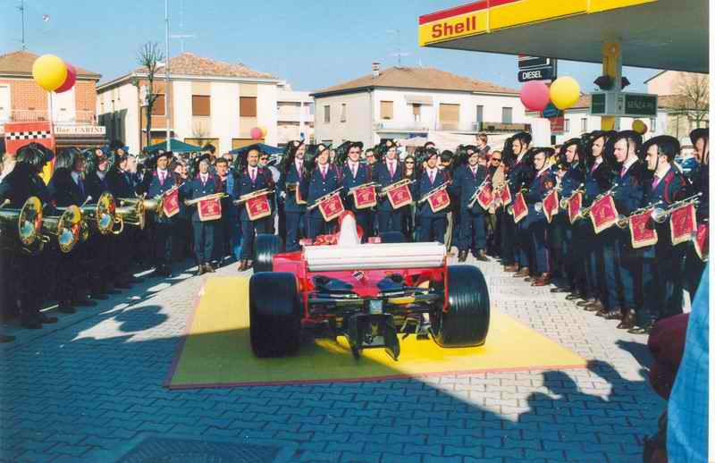 2003  Cadeo manifestazione fieristica 04/2003